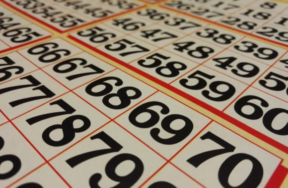 Pop up Bingo