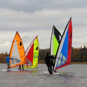 Windsurfing Intro Hämeenlinna