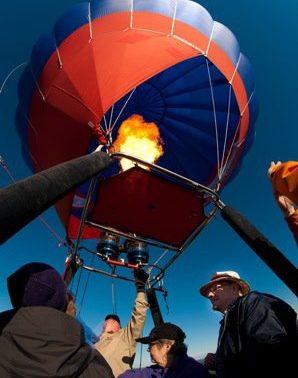 Lennot kuumailmapallolla